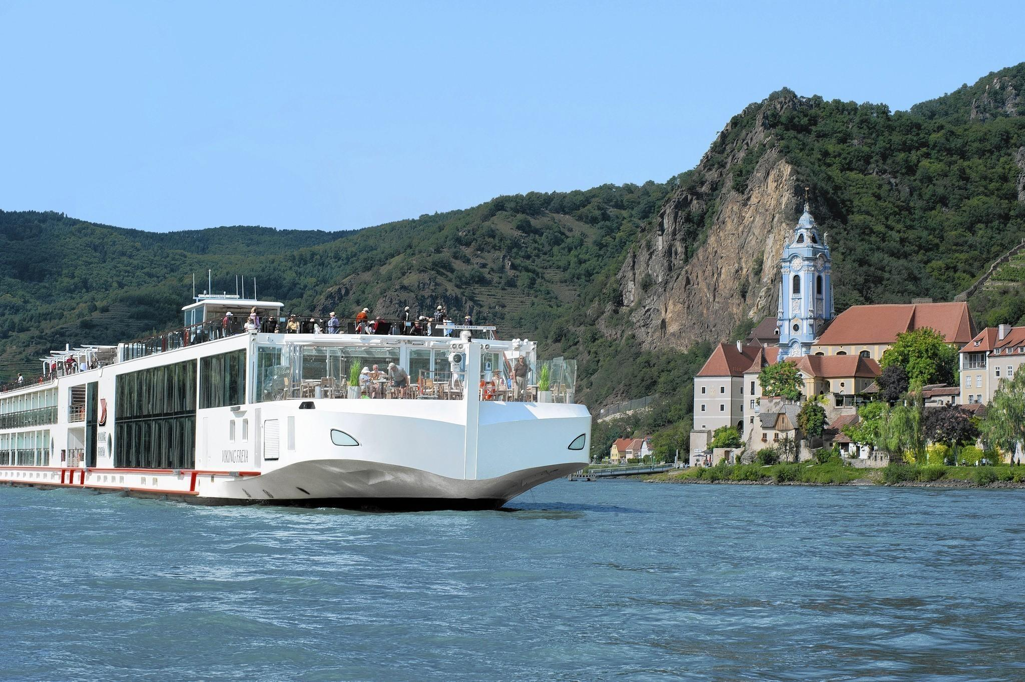 River Cruising May Be The Ticket For Bored Ocean Cruisers - Viking danube river cruise