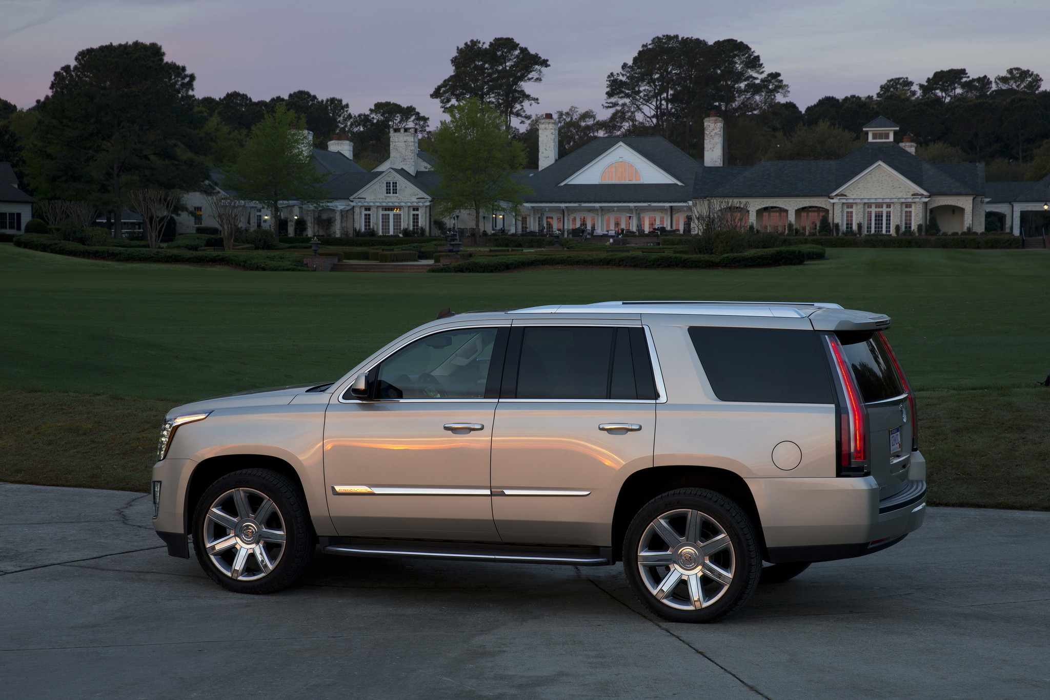 First times drive cadillac s 2015 escalade can t hide humble roots la times