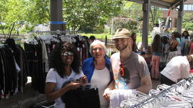 Highland Park Chamber of Commerce Sidewalk Sale July 24-26, 2014
