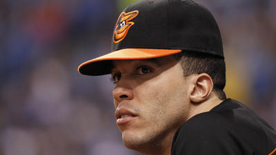 Orioles right-hander Ubaldo Jimenez heading to the disabled list
