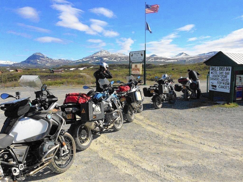 Alaska Motorcycle Adventures