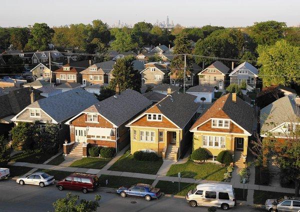 Bungalow Belt, Chicago\'s other architectural gem - Chicago Tribune