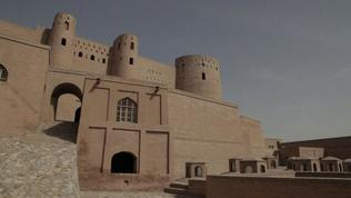 Video: Restoration of the historic citadel in Afghanistan