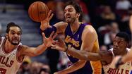 Bulls working to land Gasol