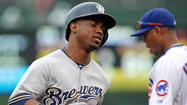 Brewers' Segura on leave after son dies