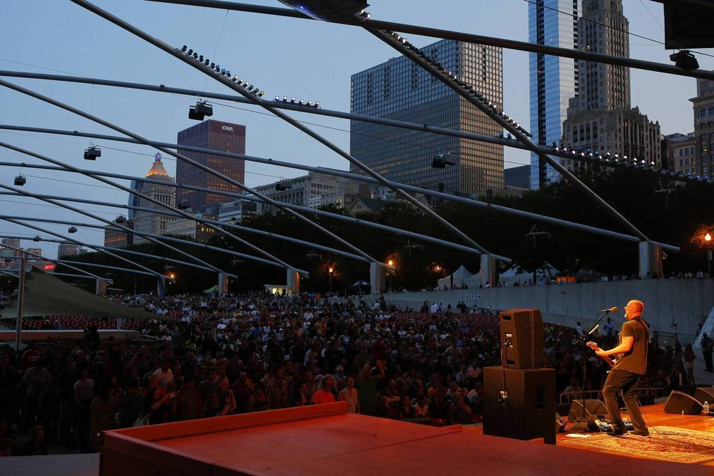 Downtown Sound series proves Park can rock - Chicago Tribune