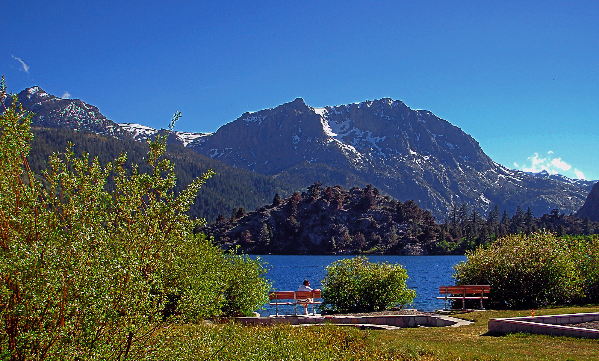 Weekend Escapes: June Lake, Calif. - Gull Lake