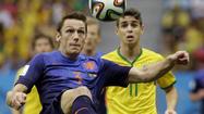 World Cup: Netherlands beats Brazil for third place