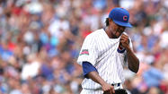 Edwin Jackson labels performance 'embarrassing'