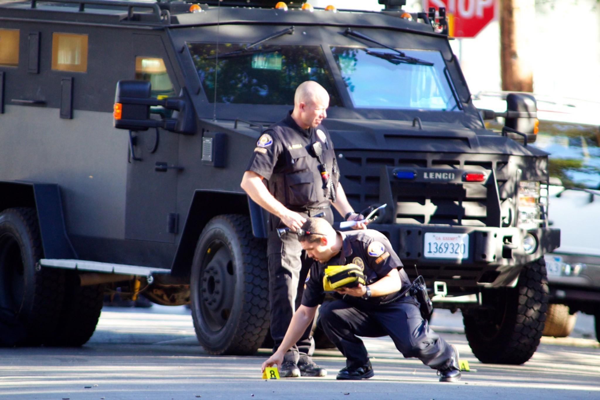 Three People Killed In Pasadena Shooting U0026 39 Horrific Day