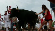 Video: Bull Run Comes to Middle America