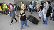 Thousands flee Gaza after Israeli warning