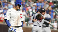 Cubs can take breath at break after another loss