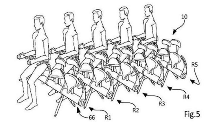 Airbus Submits Patent For Bicycle Seat Design It Says It Won't Develop