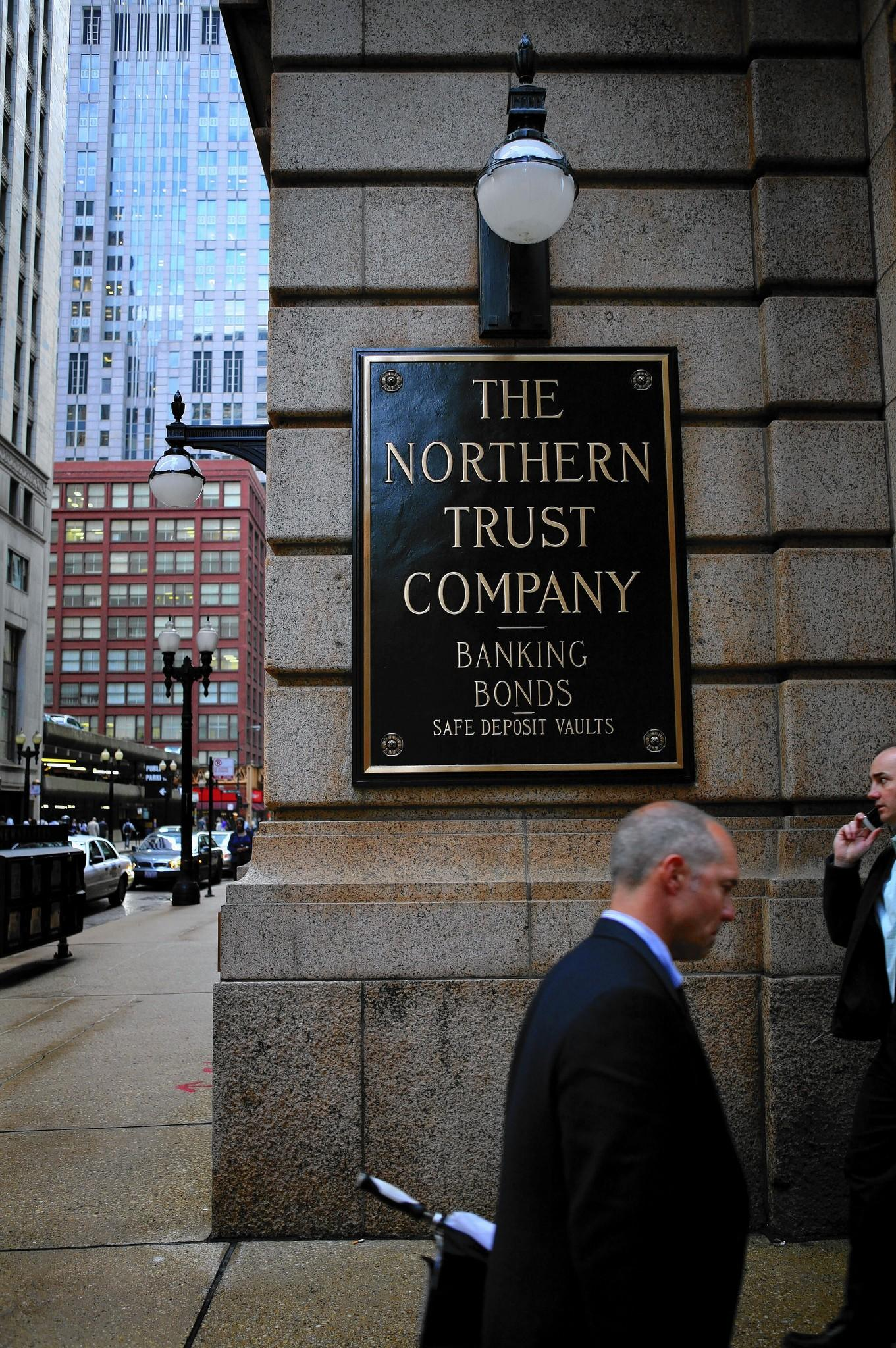 Among 22 banks, Northern Trust's 92 percent payout ratio is eclipsed only by Goldman Sachs' and State Street's.