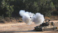 Israel shoots down Hamas drone as calls for truce mount