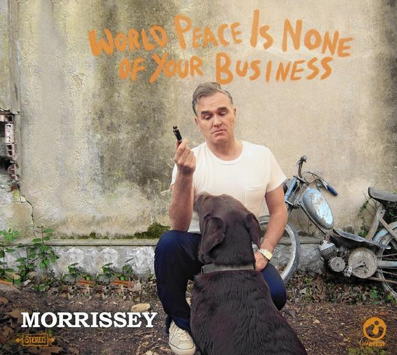 'World Peace is None of Your Business'