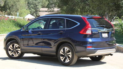 2014 SUV and crossover reviews