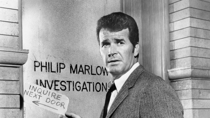 James Garner Film / TV Roles