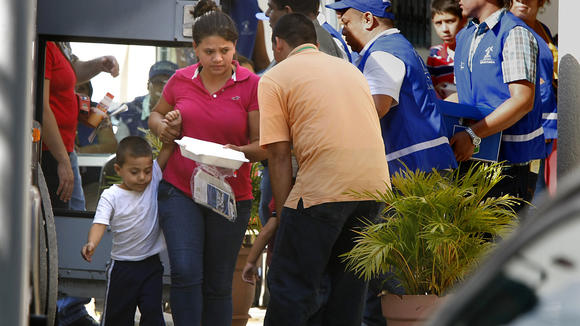 Honduras - Deportation
