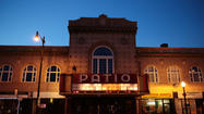 Historic Patio Theater in Portage Park is for sale
