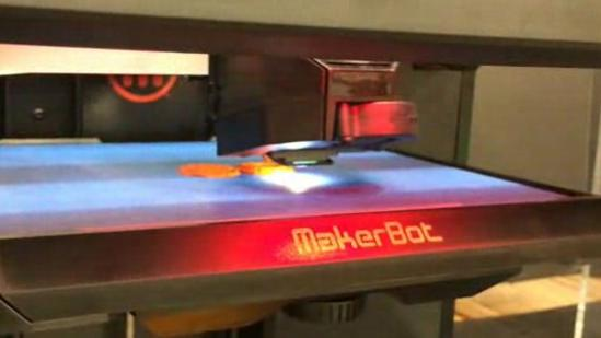 MakerBot 3-D Printers at Home Depot