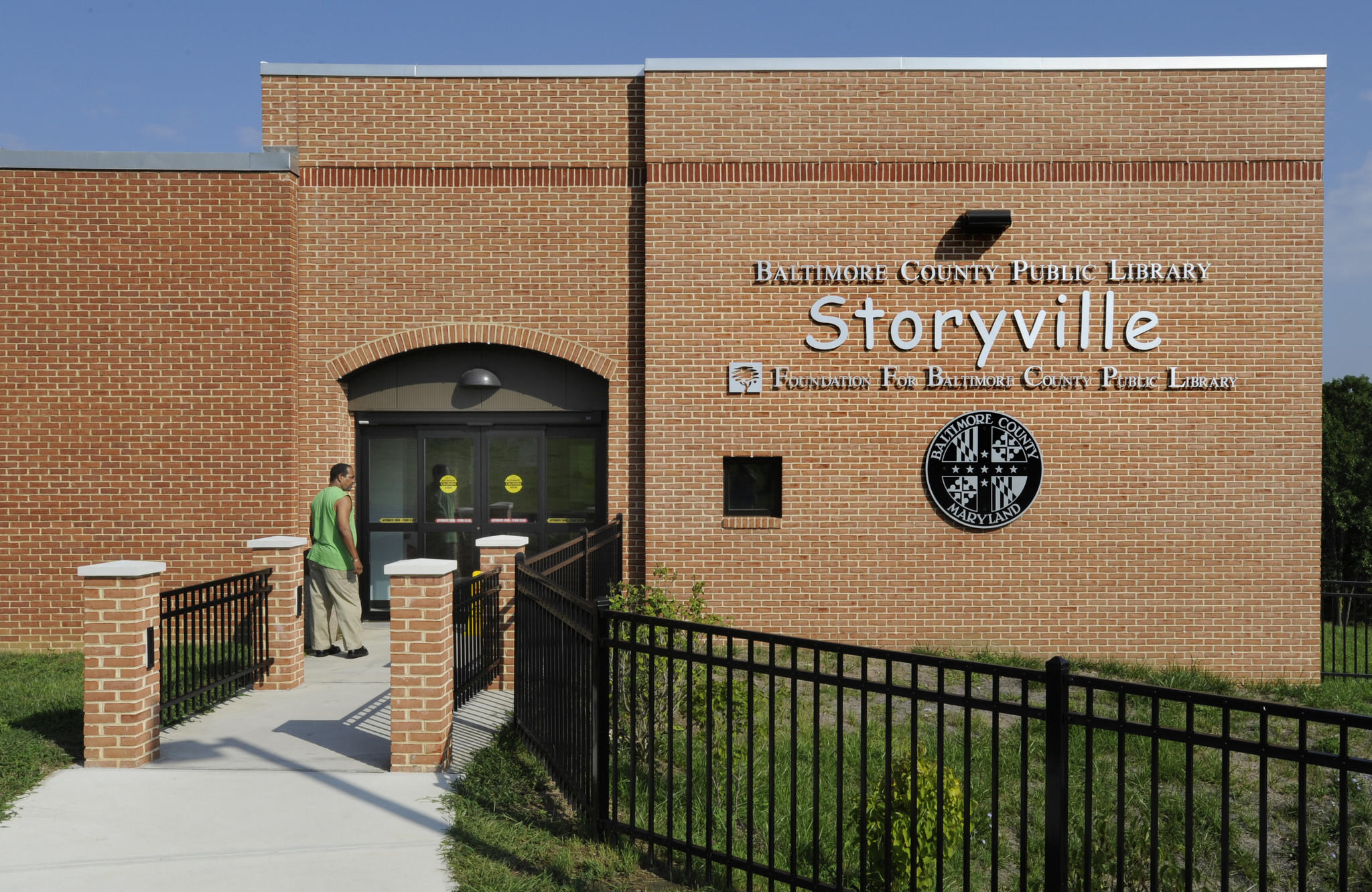 The Storyville at Woodlawn.