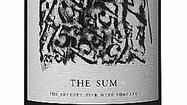"Wine Find | 2012 The Seventy Five Wine Co. ""The Sum"""