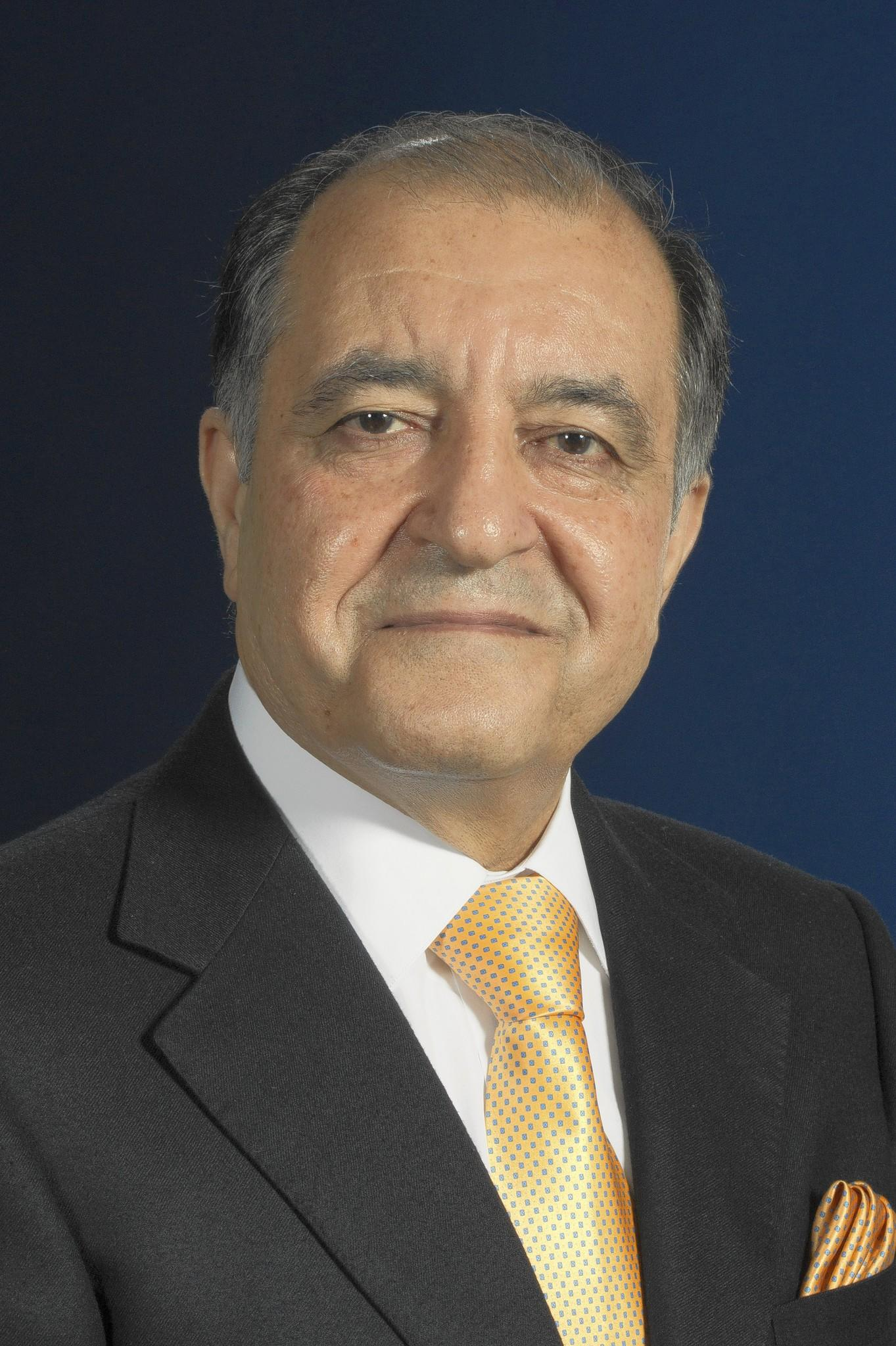 New Air Products CEO Seifi Ghasemi
