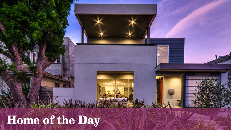 Home of the Day: Polished contemporary in Mar Vista