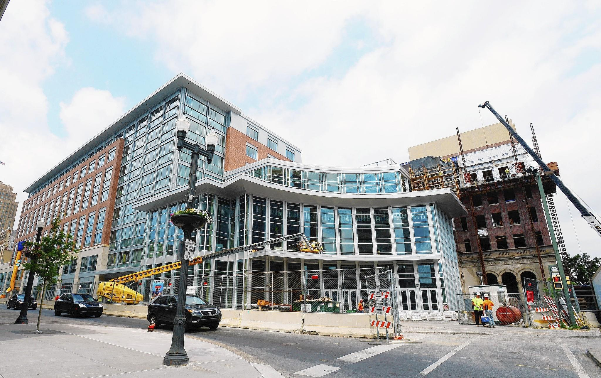 The PPL Center arena and surrounding development in Allentown have helped the city book a statwide convention for 2015.