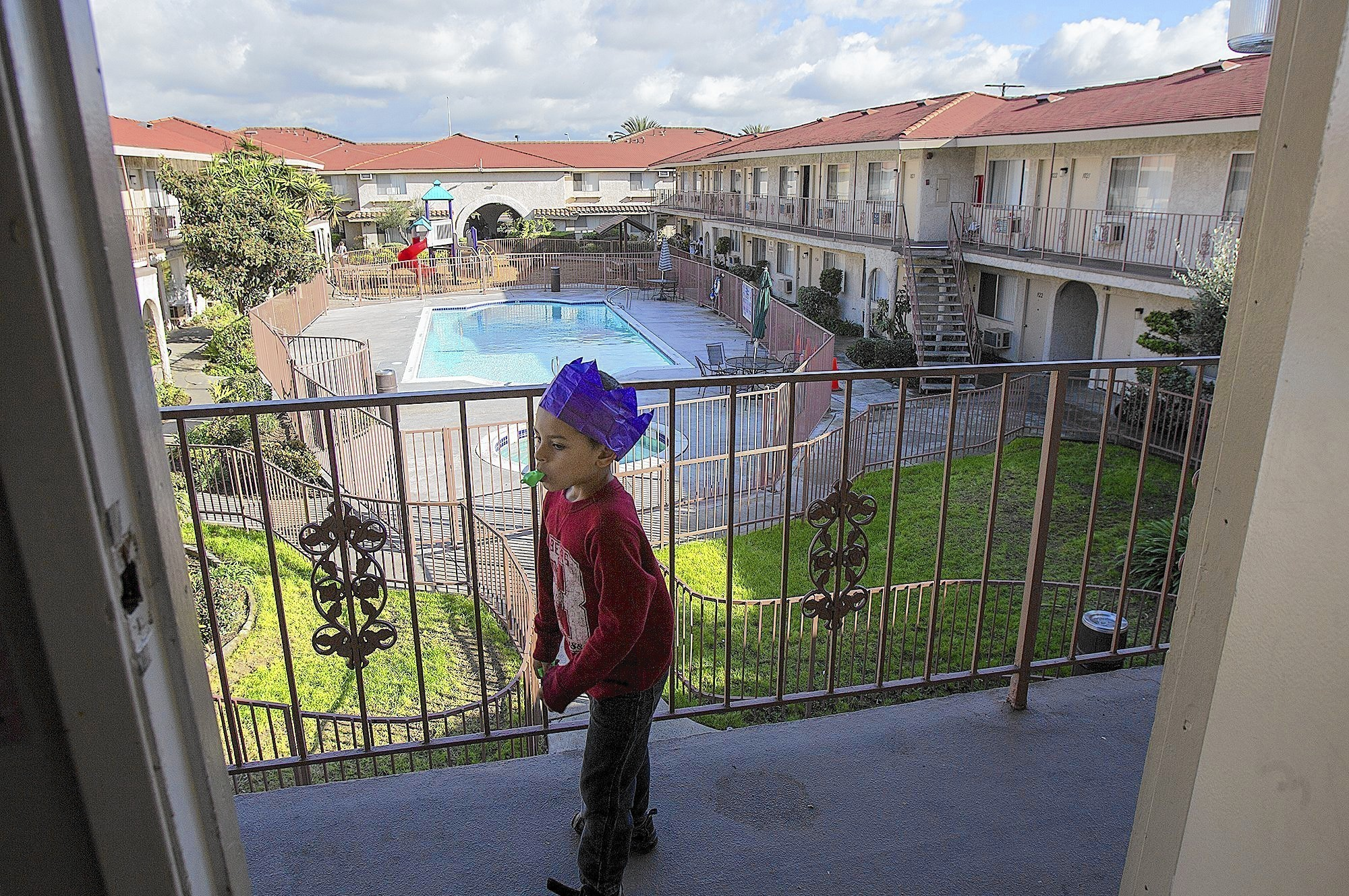 Planners Penalize Motor Inn For Health And Safety