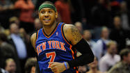 Anthony's deal with Knicks is for less than max money