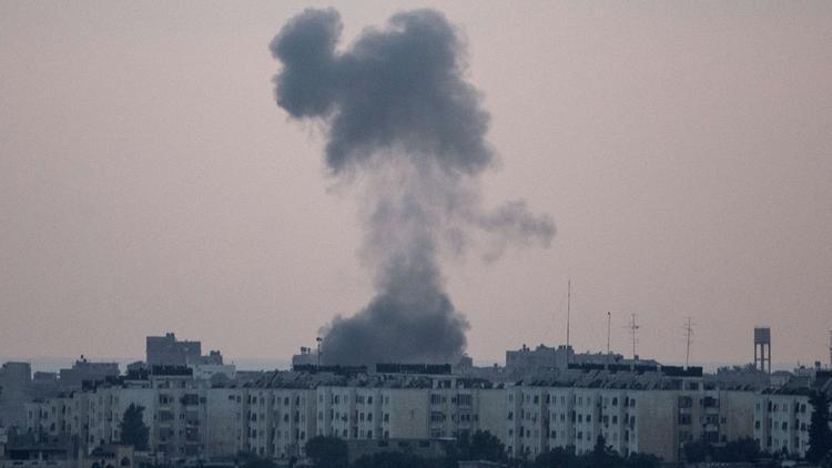 Israeli air strike