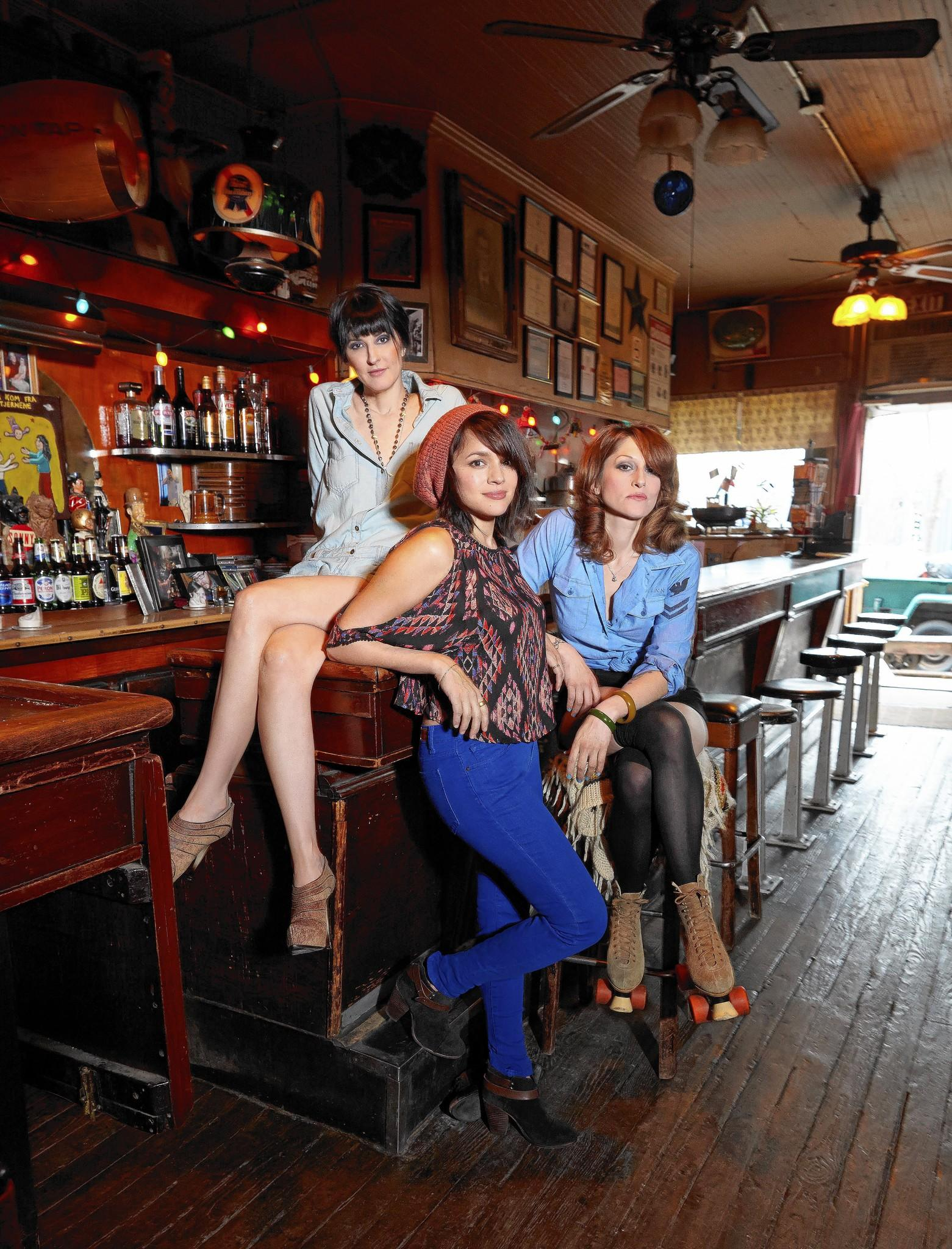 Puss N Boots performs in Hamden on July 22-23.
