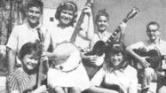 La Cañada History: Students learned American Folk music