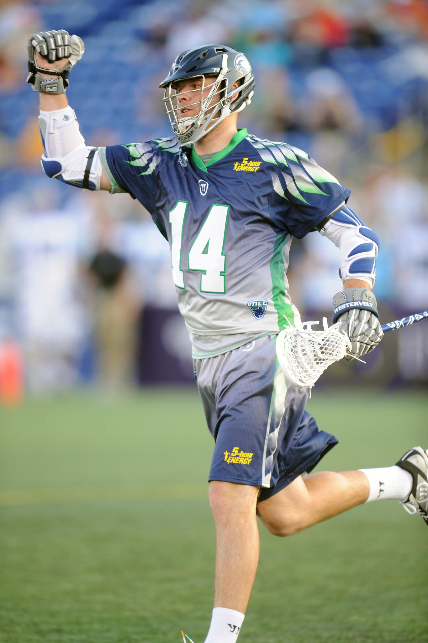 Drew Westervelt won a gold medal with the United States at the 2010 world championships. With seven of his Bayhawks teammates out for Thursday night's game because of the world games, he hopes to lead Chesapeake to a win.
