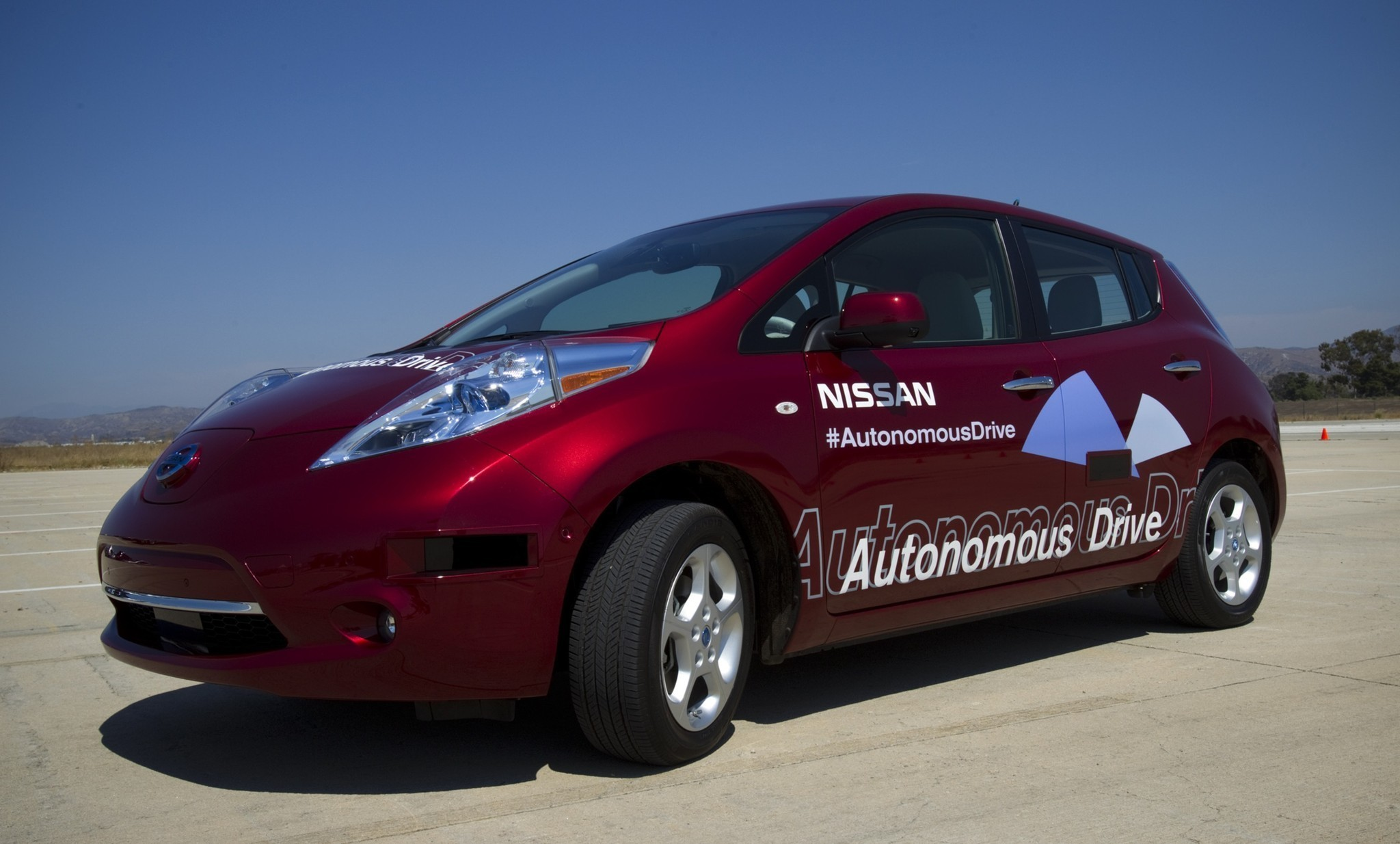 Nissan Will Roll Out Cars That Use Autopilot To Park