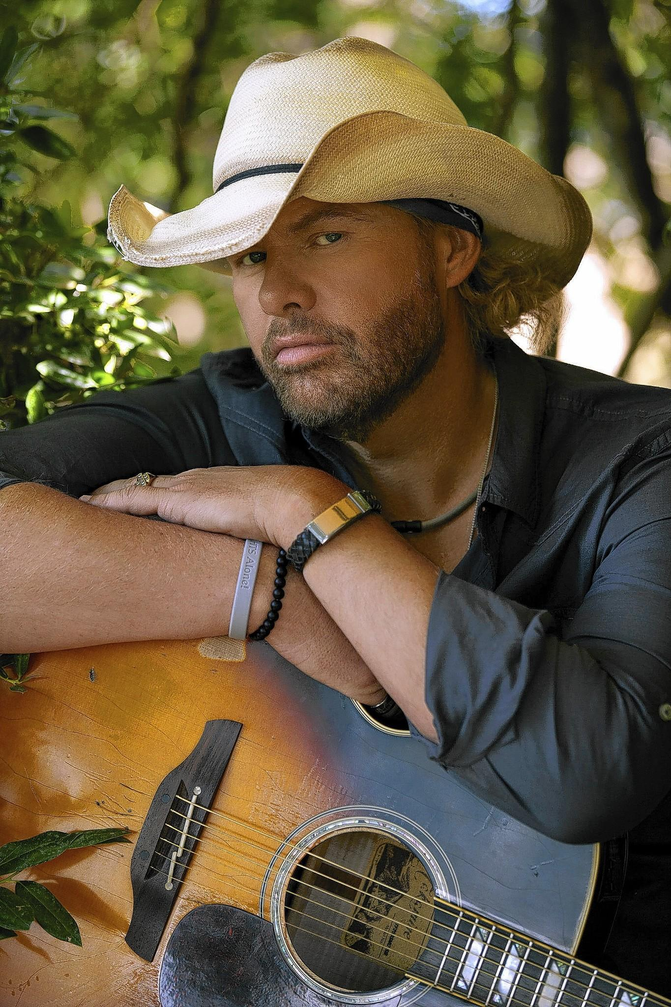 Singer Toby Keith comes to Hartford July 26.