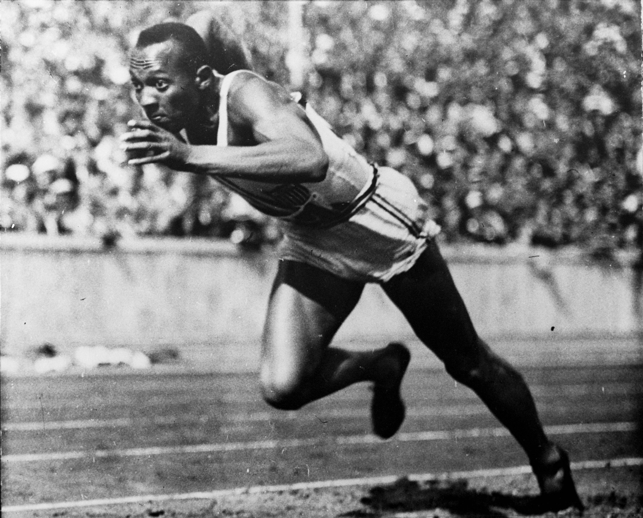 New film will tell Jesse Owens story