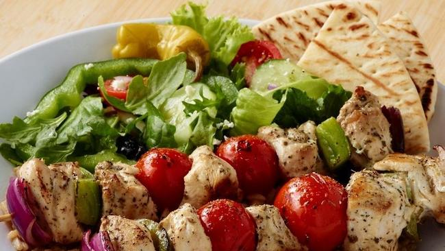 Zoes Kitchen Chicken Kabob zoes kitchen announces official newport news opening - daily press
