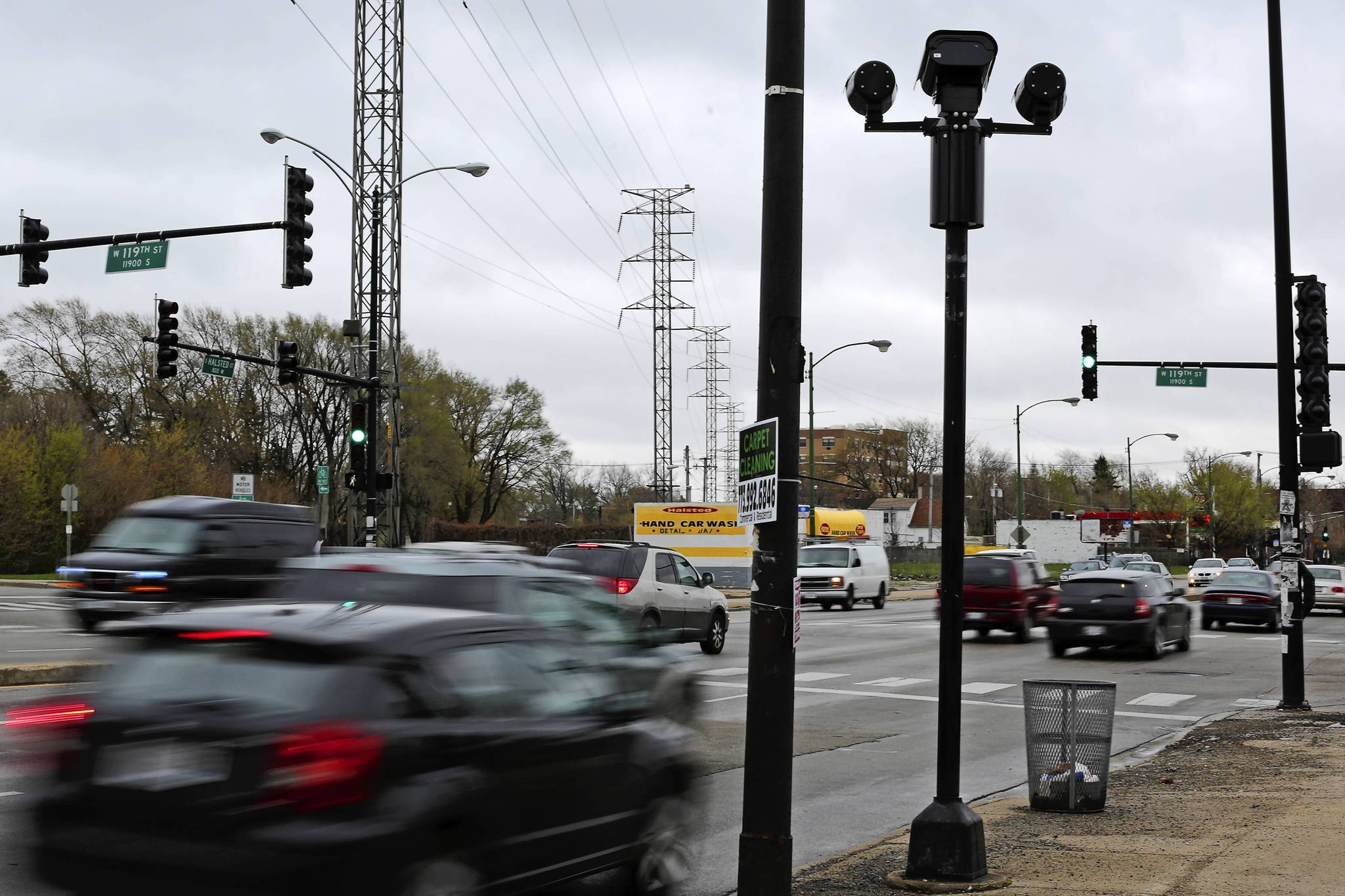 Illinois Supreme Court Dismisses Challenge To Chicagou0027s Red Light Cameras    Chicago Tribune