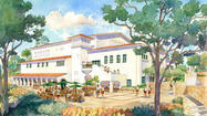 Flintridge Sacred Heart Academy files EIR with planning board