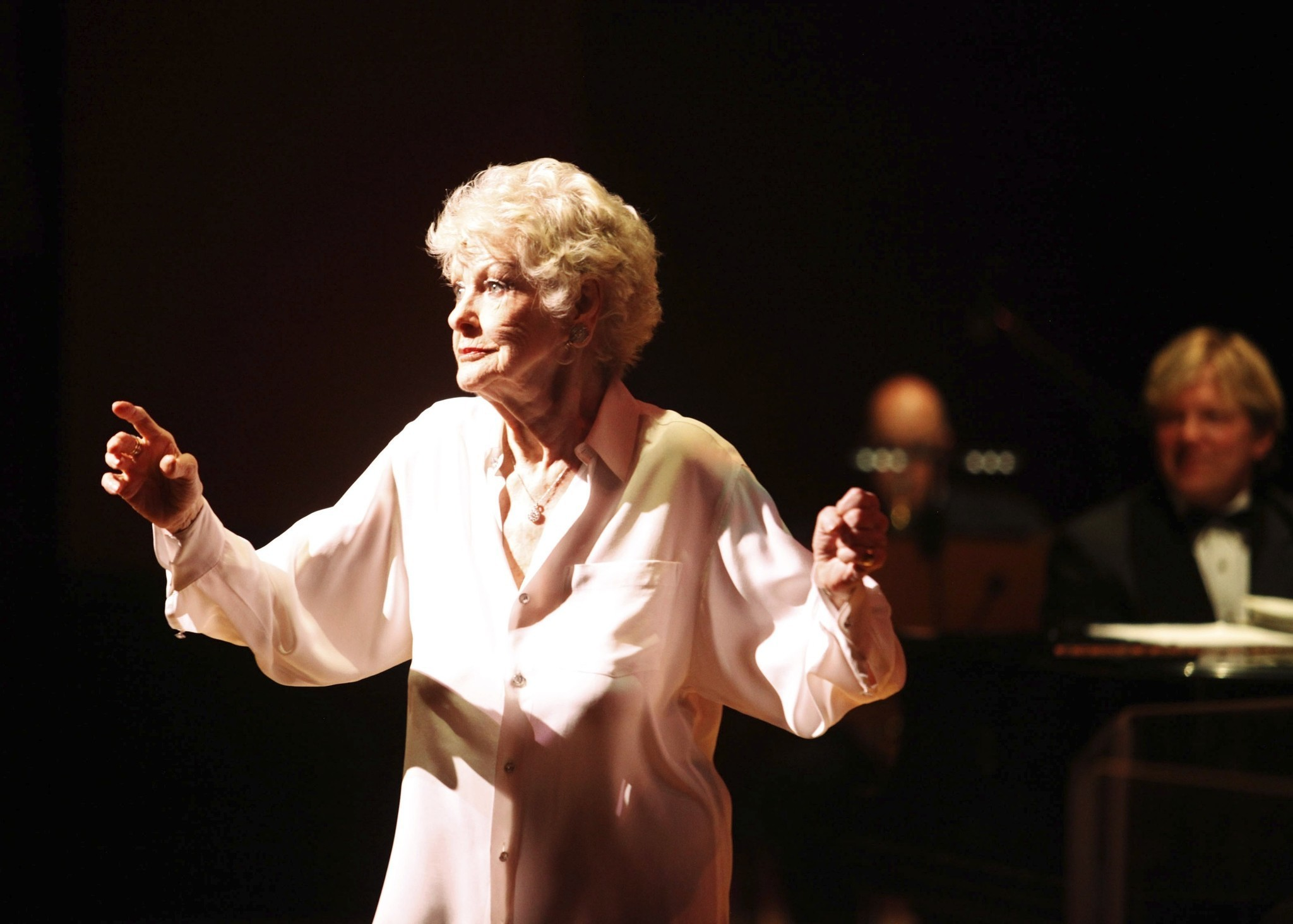 elaine stritch movies and tv shows