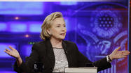Hillary Clinton ahead, Republicans tightly bunched, in 2016 poll