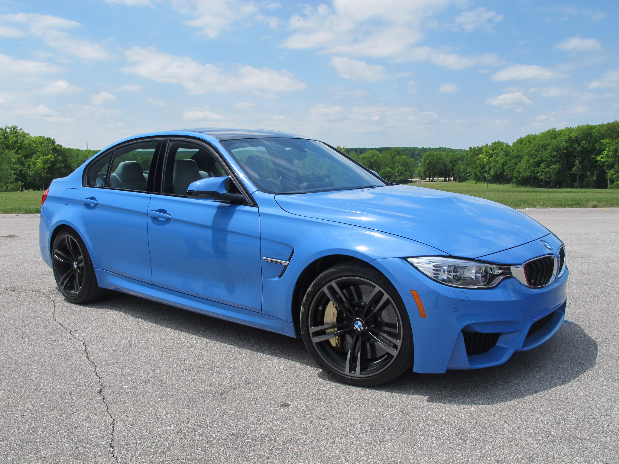 2015 BMW M3/M4 outperforms legendary predecessor