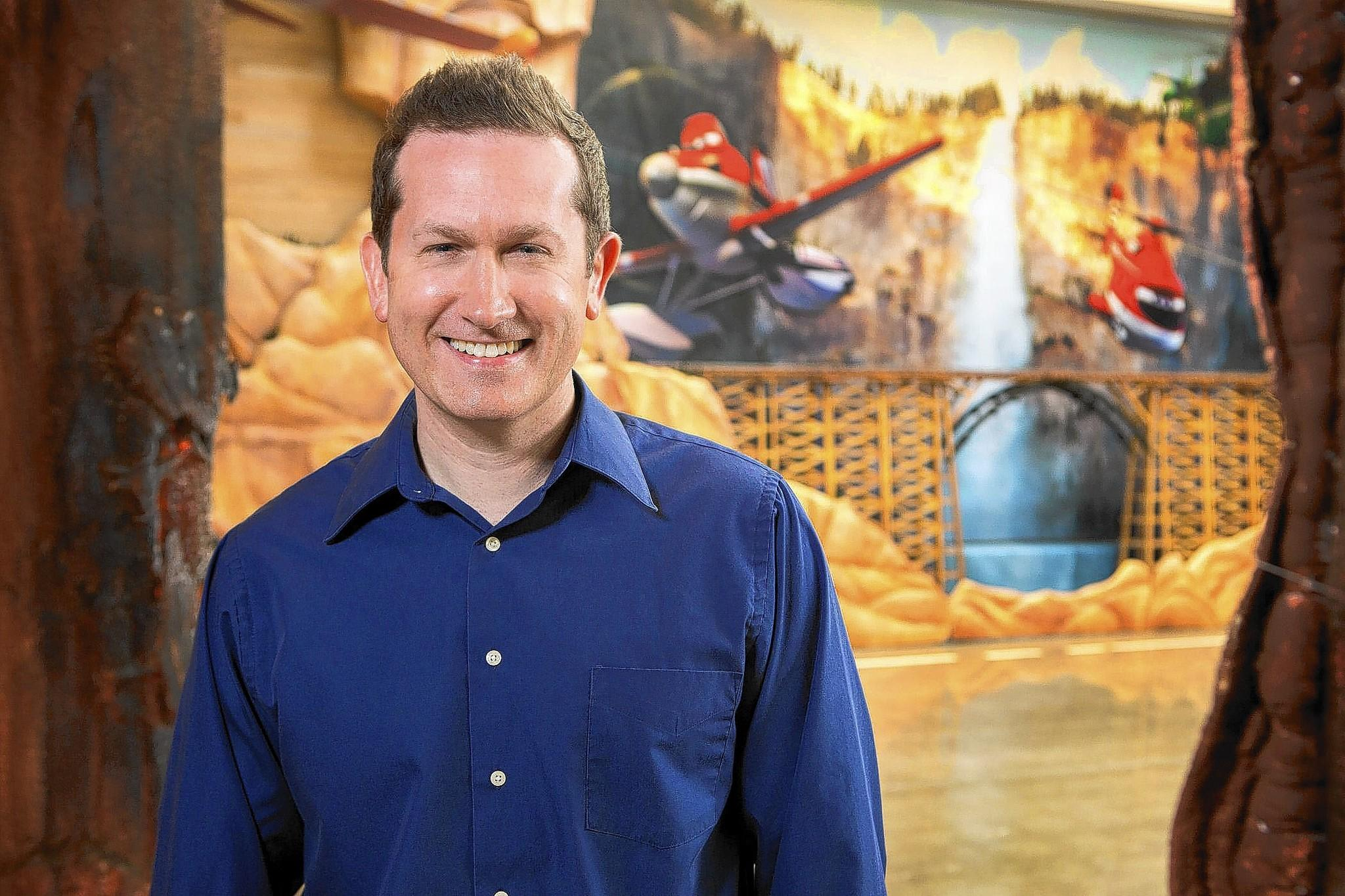 Emmaus High School grad Jeffrey Howard co-wrote the scipt for the Disney animated filrm 'Planes: Fire and Rescue.'