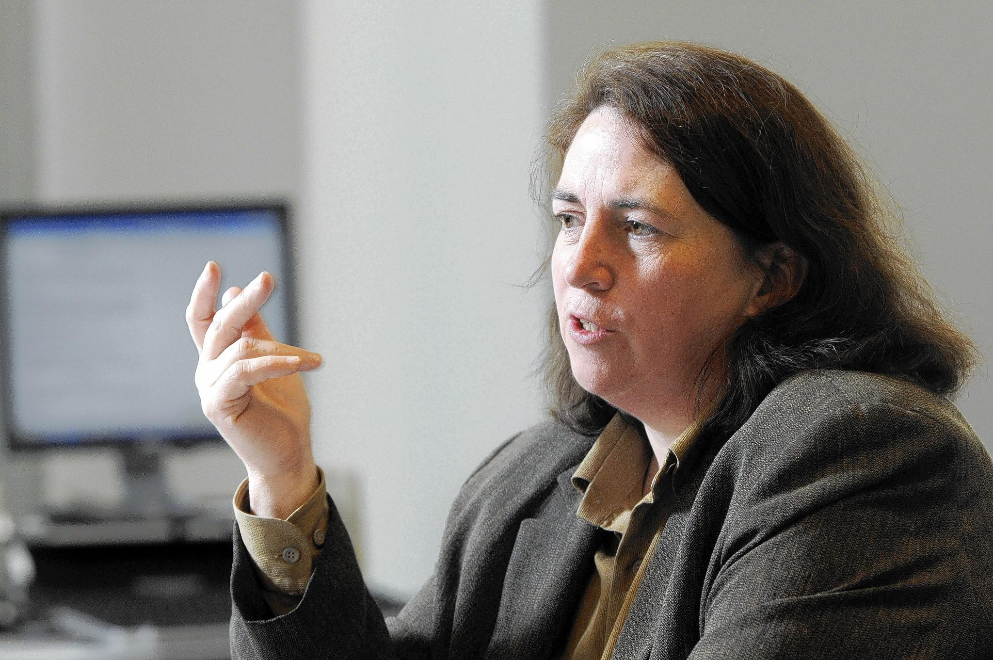 Terry Mutchler, head of the Pennsylvania Office of Open Records, is a thorn in the side of state officials who want to keep the public in the dark.