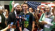 Palestinian teen back in U.S. [Video]