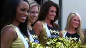 'I'm gonna get my split back' 40-year old makes Saints cheer squad [Video]